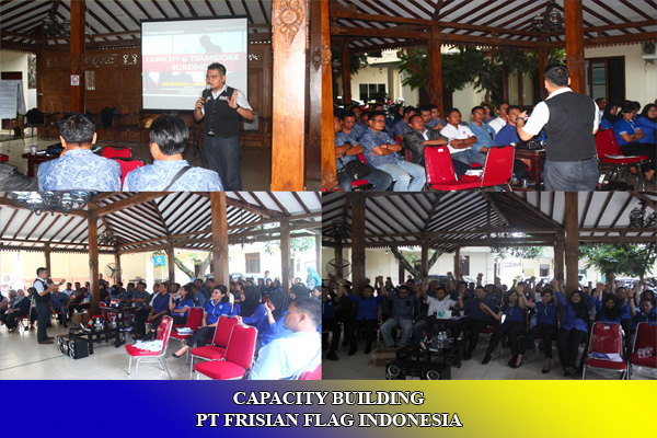 CAPACITY BUILDING PT FRISIAN FLAG INDONESIA