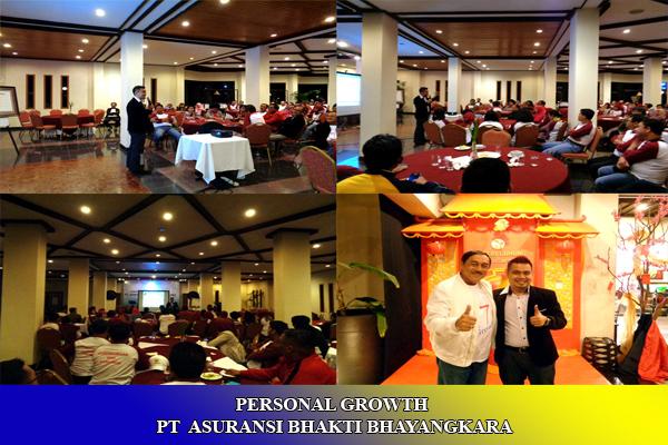 PERSONAL GROWTH PT ASURANSI BHAKTI BHAYANGKARA