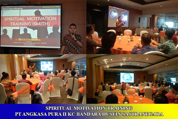SPIRITUAL MOTIVATION PT ANGKASA PURA II