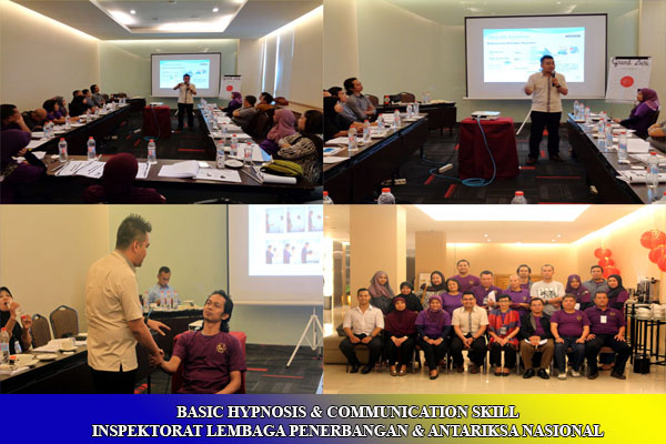 BASIC HYPNOSIS & COMMUNICATION LAPAN