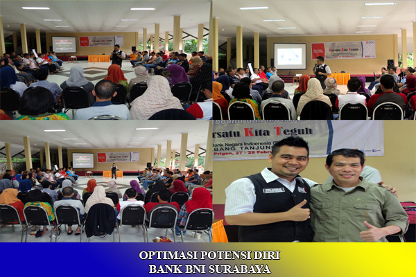 OPTIMASI POTENSI DIRI BANK BNI SURABAYA